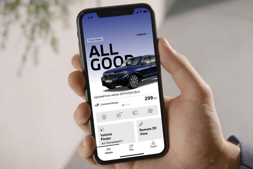 My BMW App 3 830x553