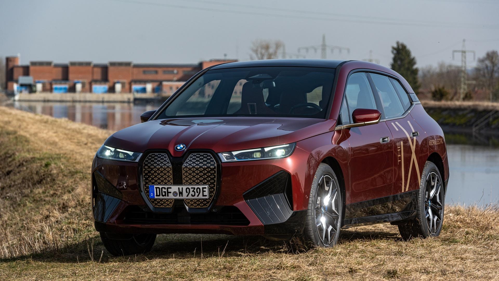 Производство BMW iX и i4 будет осуществляться только за счет гидроэлектроэнергии