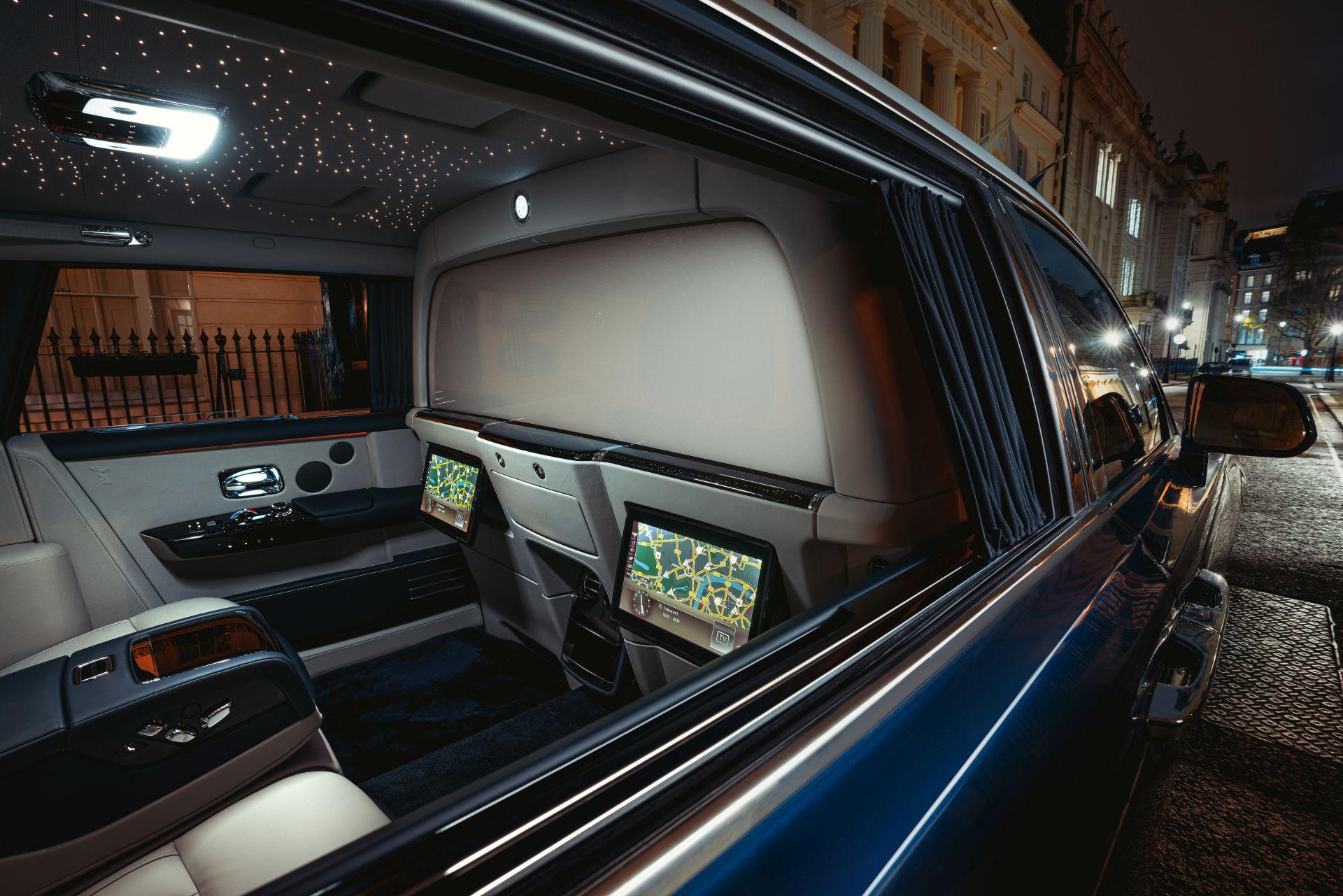Rolls Royce Phantom Privacy Suite 1