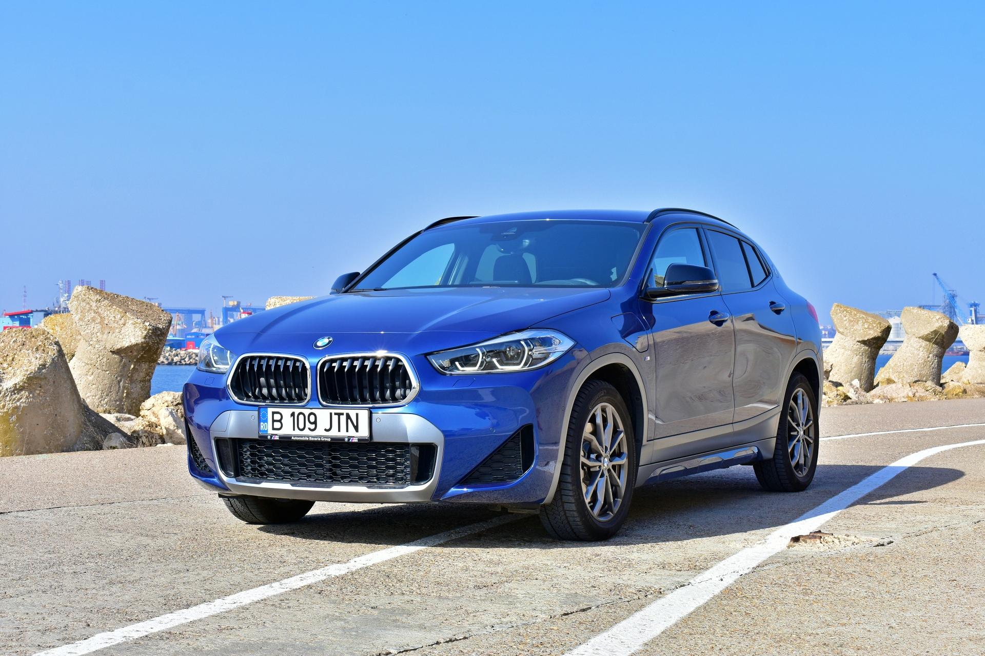 TEST DRIVE 2021 BMW X2 xDrive25e 29