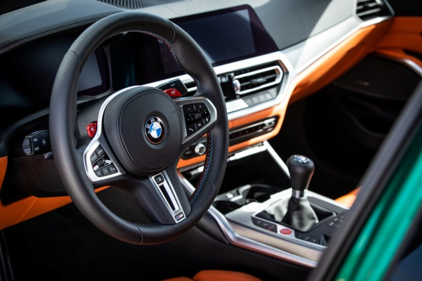 The New BMW M3 Sedan in the US 26 830x553