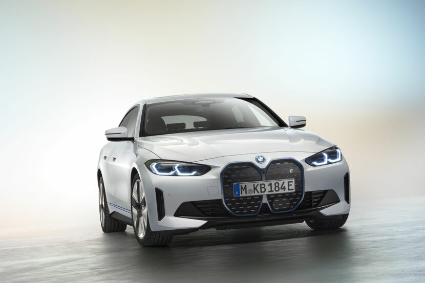 The New BMW i4 G26 LEAKED 1 830x553