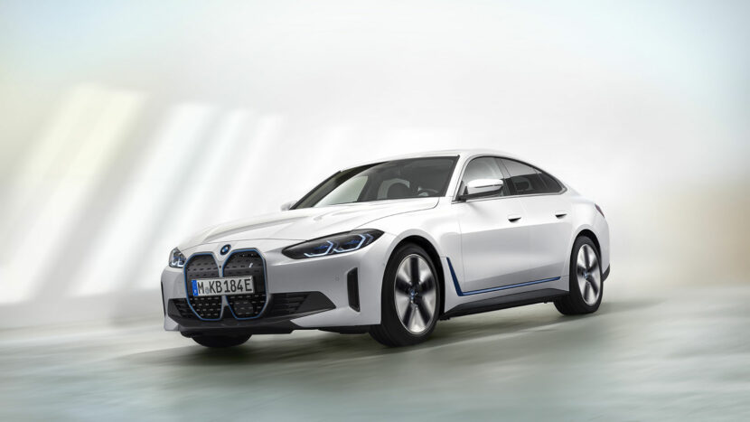 The New BMW i4 G26 LEAKED 3 830x467