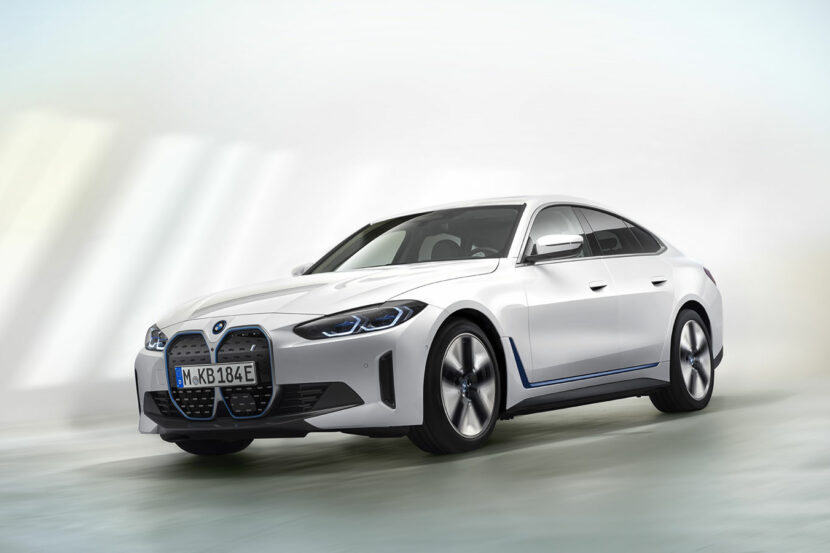 The New BMW i4 G26 LEAKED 3 830x553
