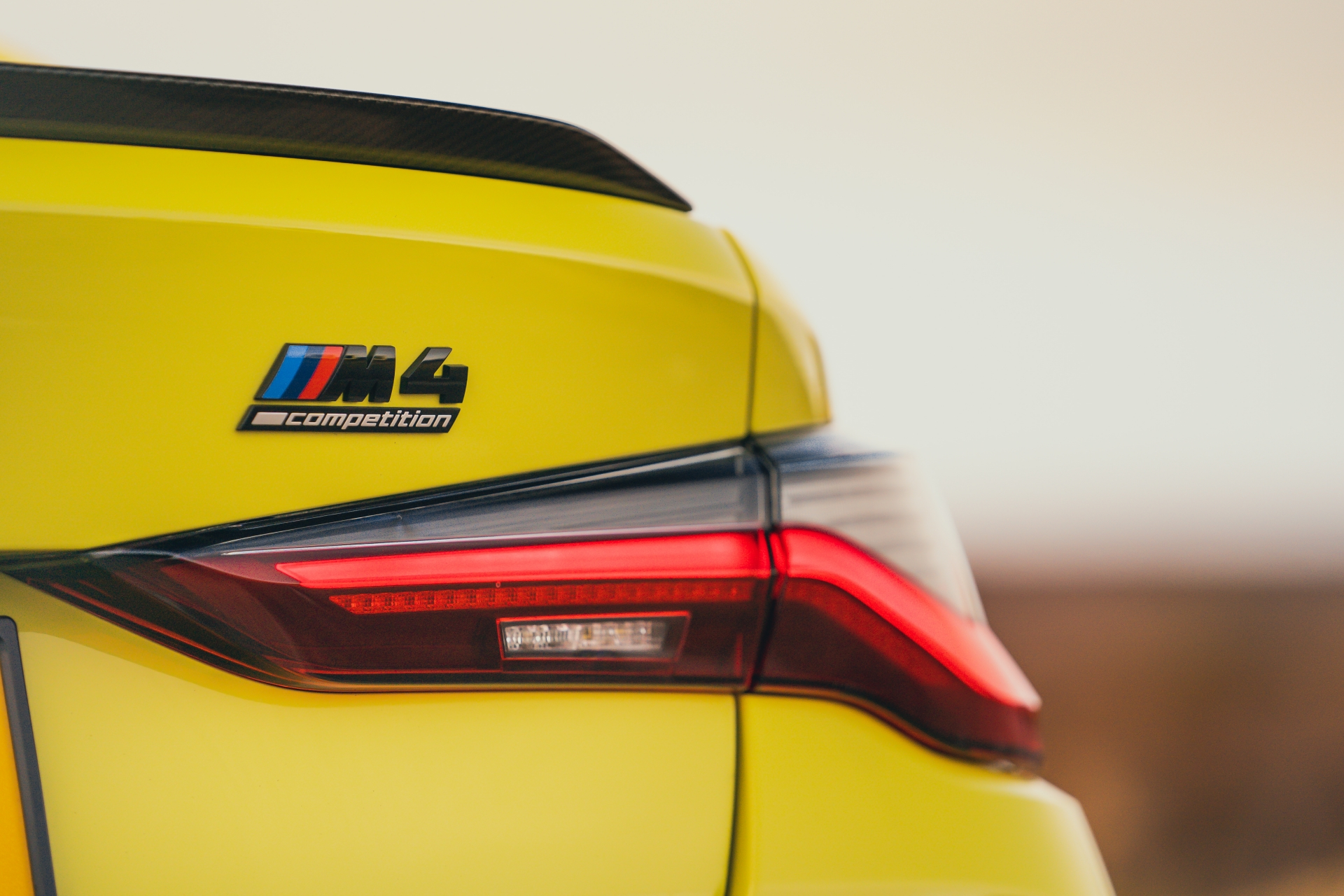 The The New BMW M4 Competition Coupe UK 11