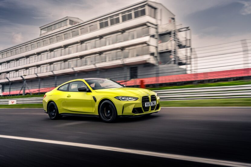 The The New BMW M4 Competition Coupe UK 22 830x553