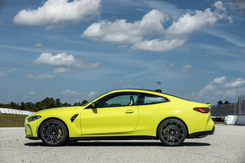 The new BMW M4 Coupe in the US 14 830x553