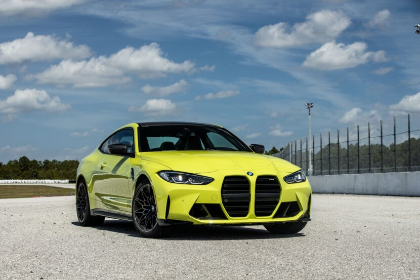 The new BMW M4 Coupe in the US 20 830x553