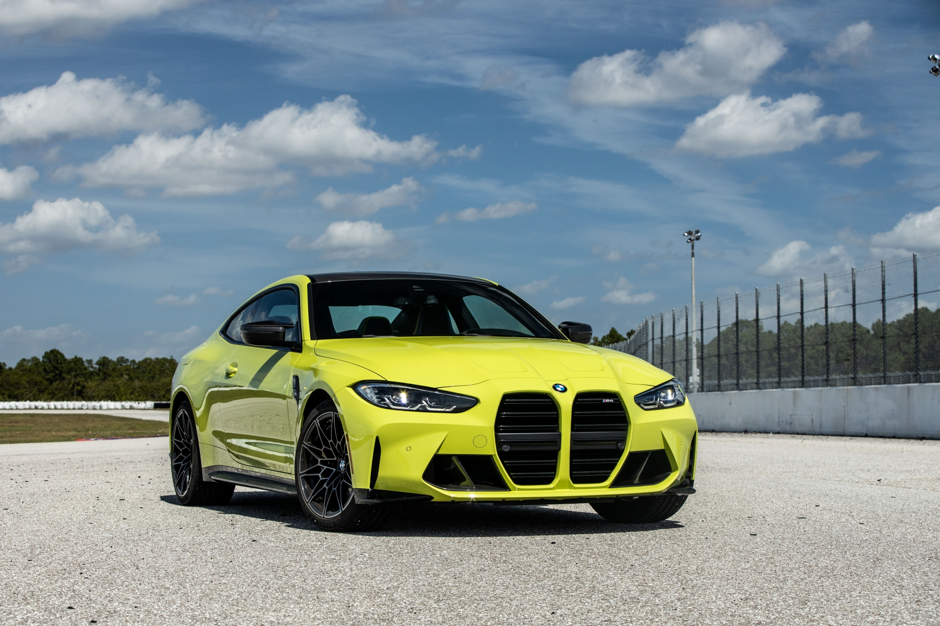 The new BMW M4 Coupe in the US 20