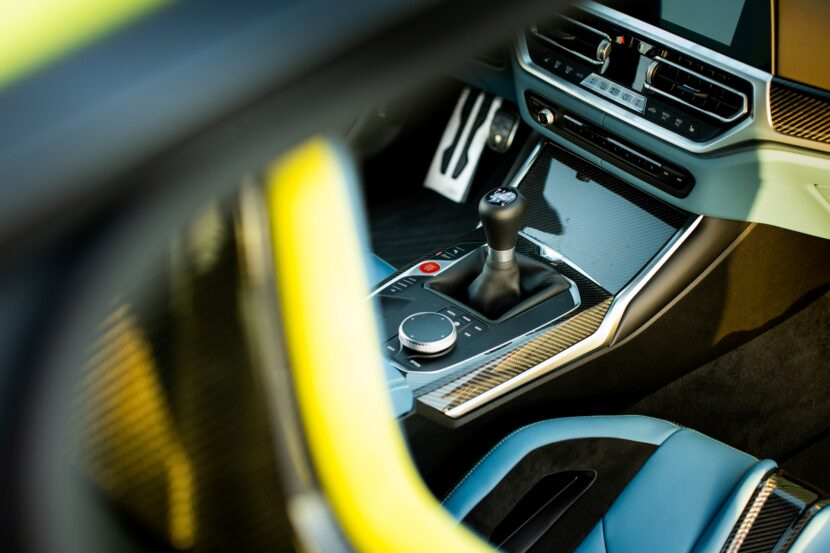 The new BMW M4 Coupe in the US 7 830x553