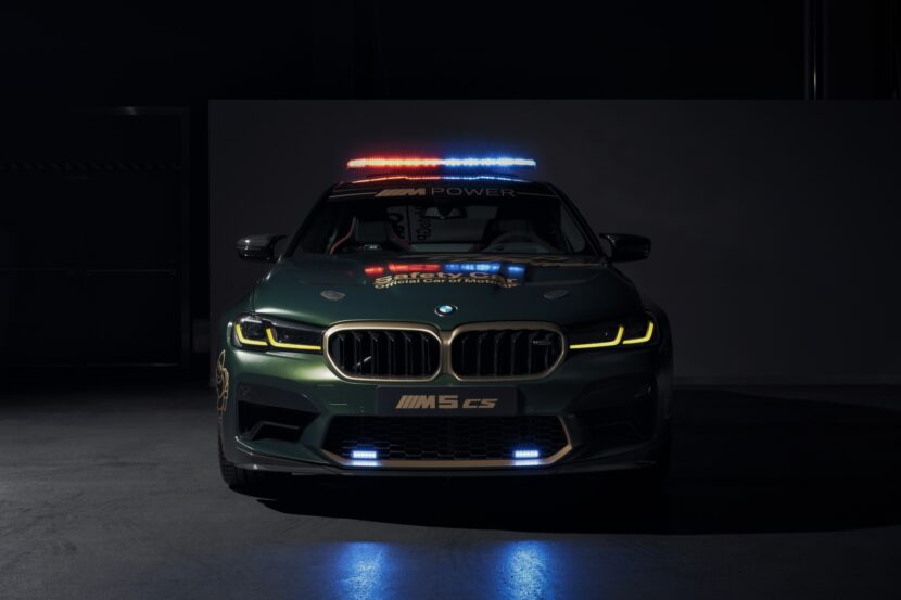 The new BMW M5 CS MotoGP Safety Car 3 830x553