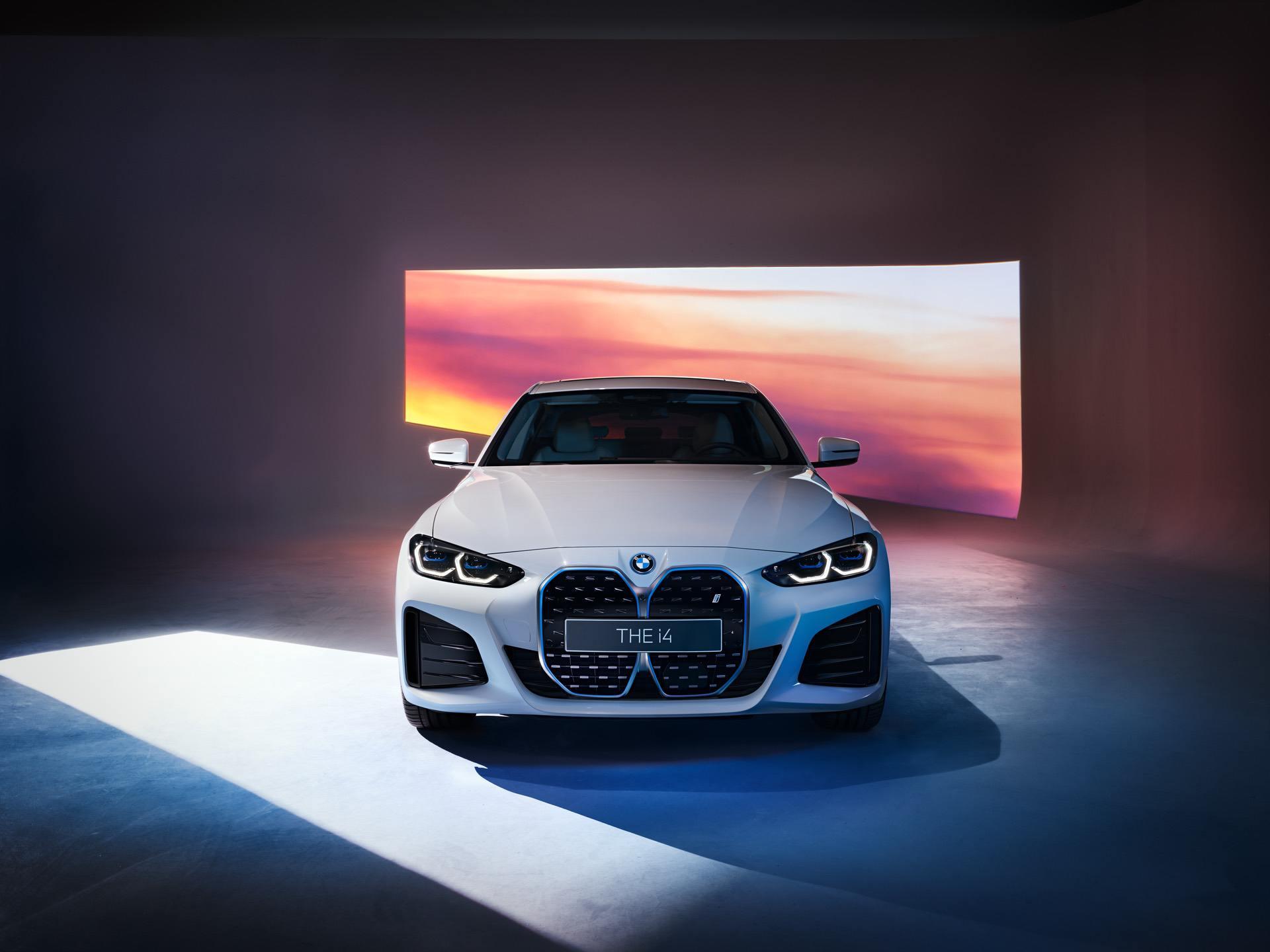 2021 BMW i4 M Sport Package 00