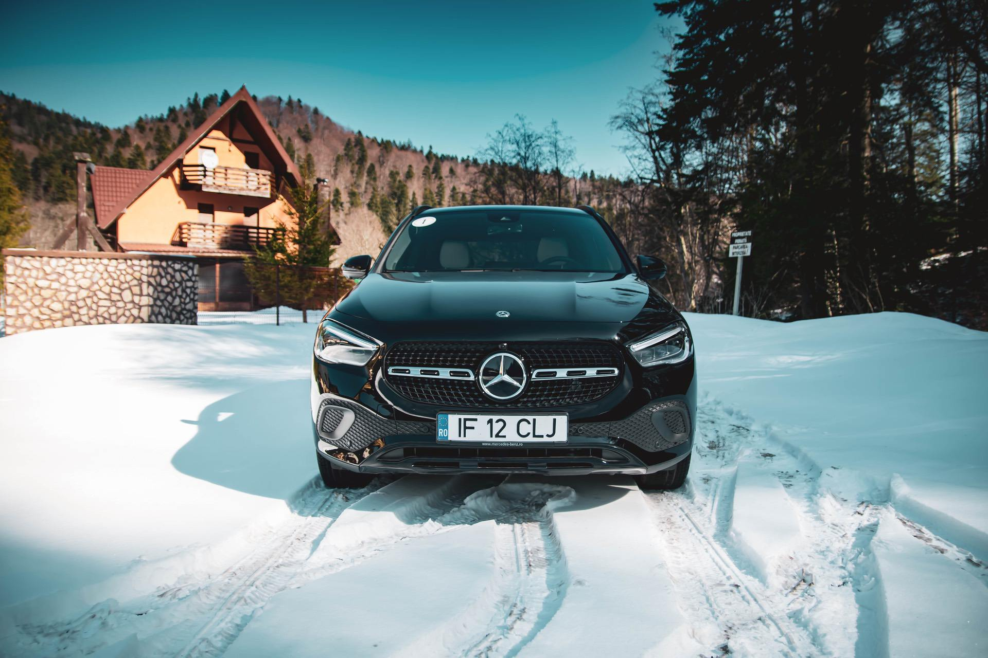 2021 mercedes benz gla test drive 24