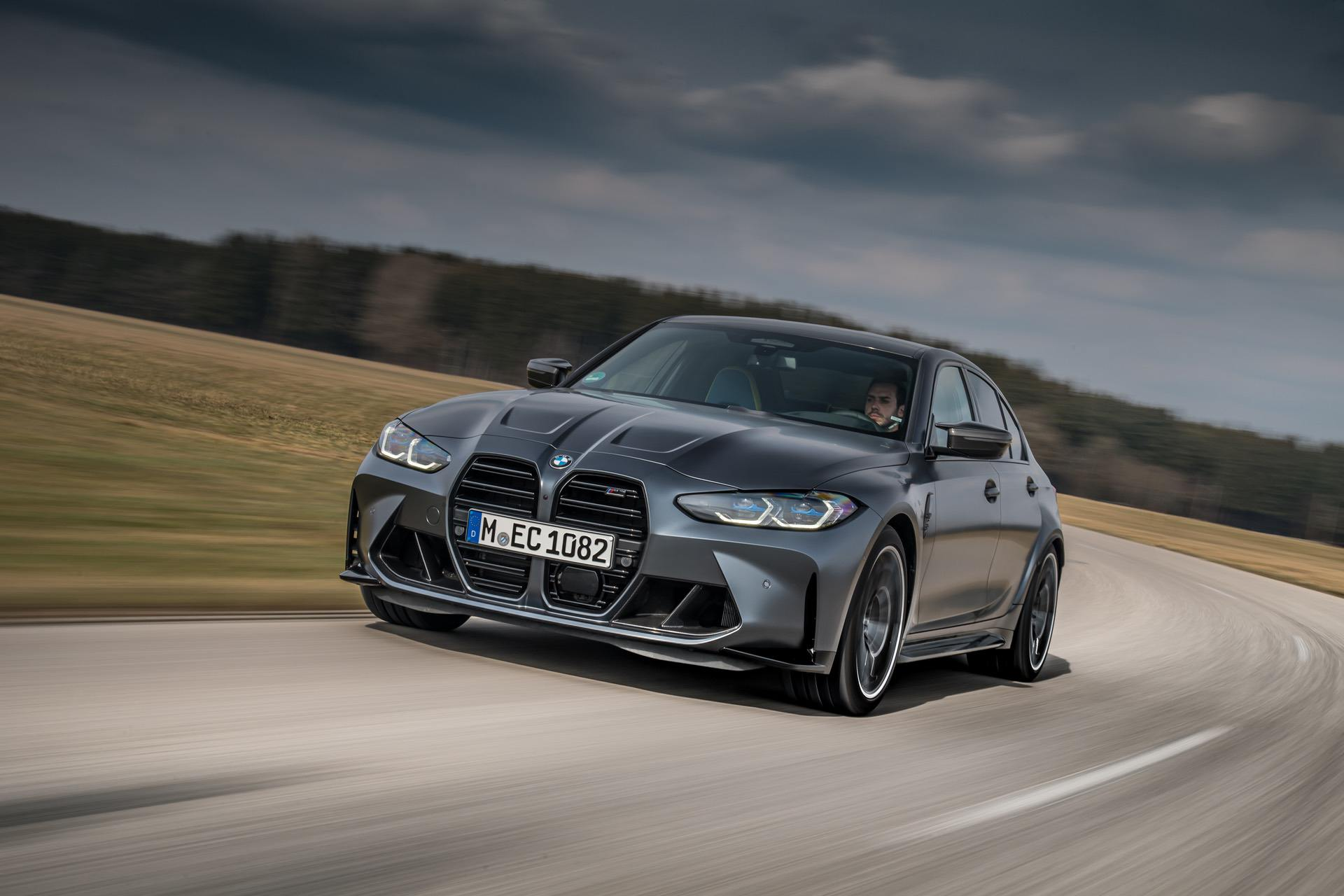 VIDEO: See AutoTopNL's Zanzibar BMW M3 Manual in Action