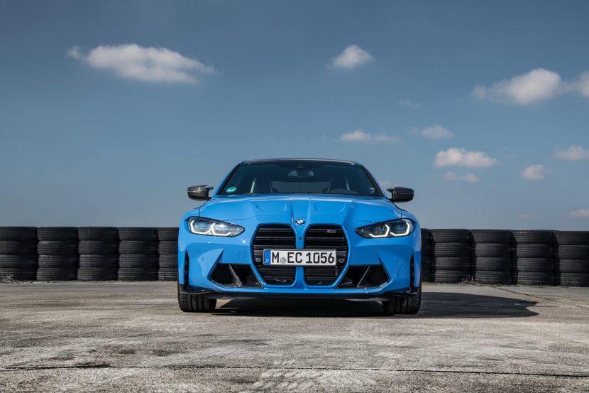 Video: Old BMW M4 takes on New BMW M4 and M440i in drag race
