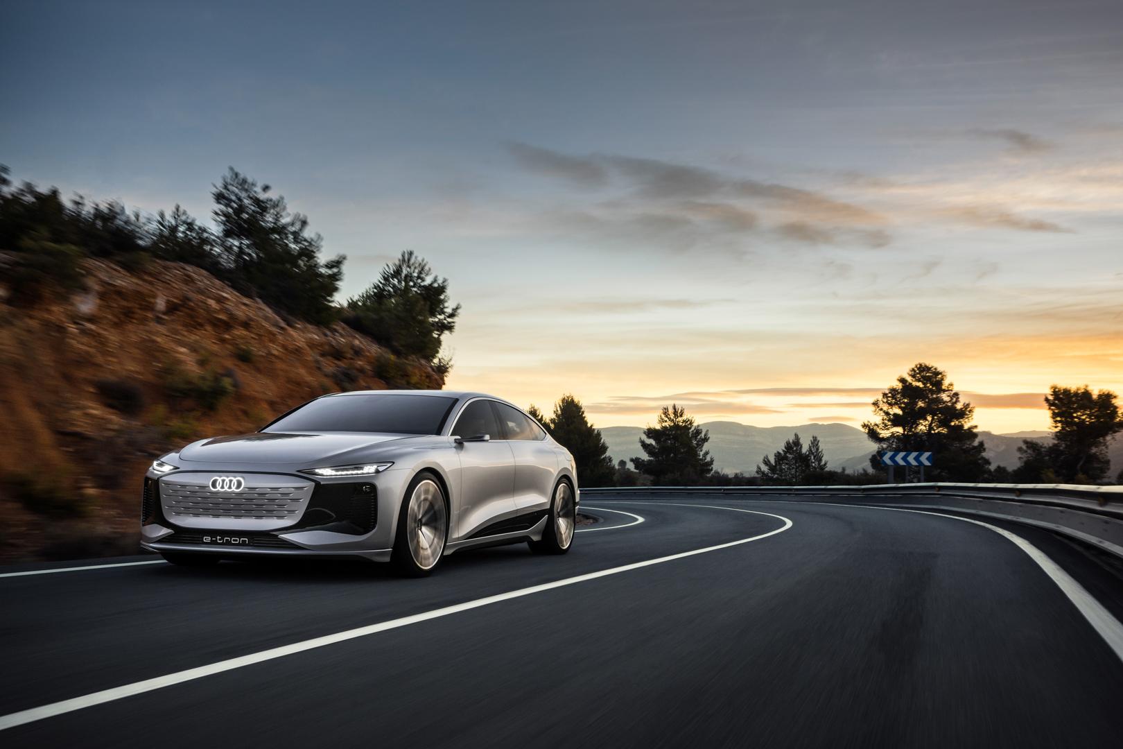 Audi A6 e tron 30 of 54