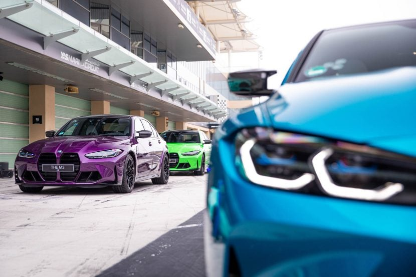 BMW M3 BMW M4 Individual Colors 14 of 89 830x553