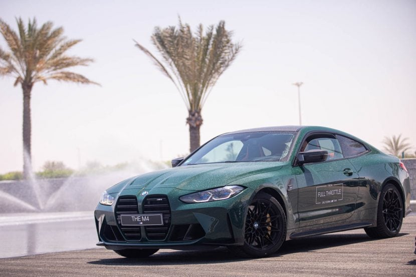 BMW M3 BMW M4 Individual Colors 70 of 89 830x553
