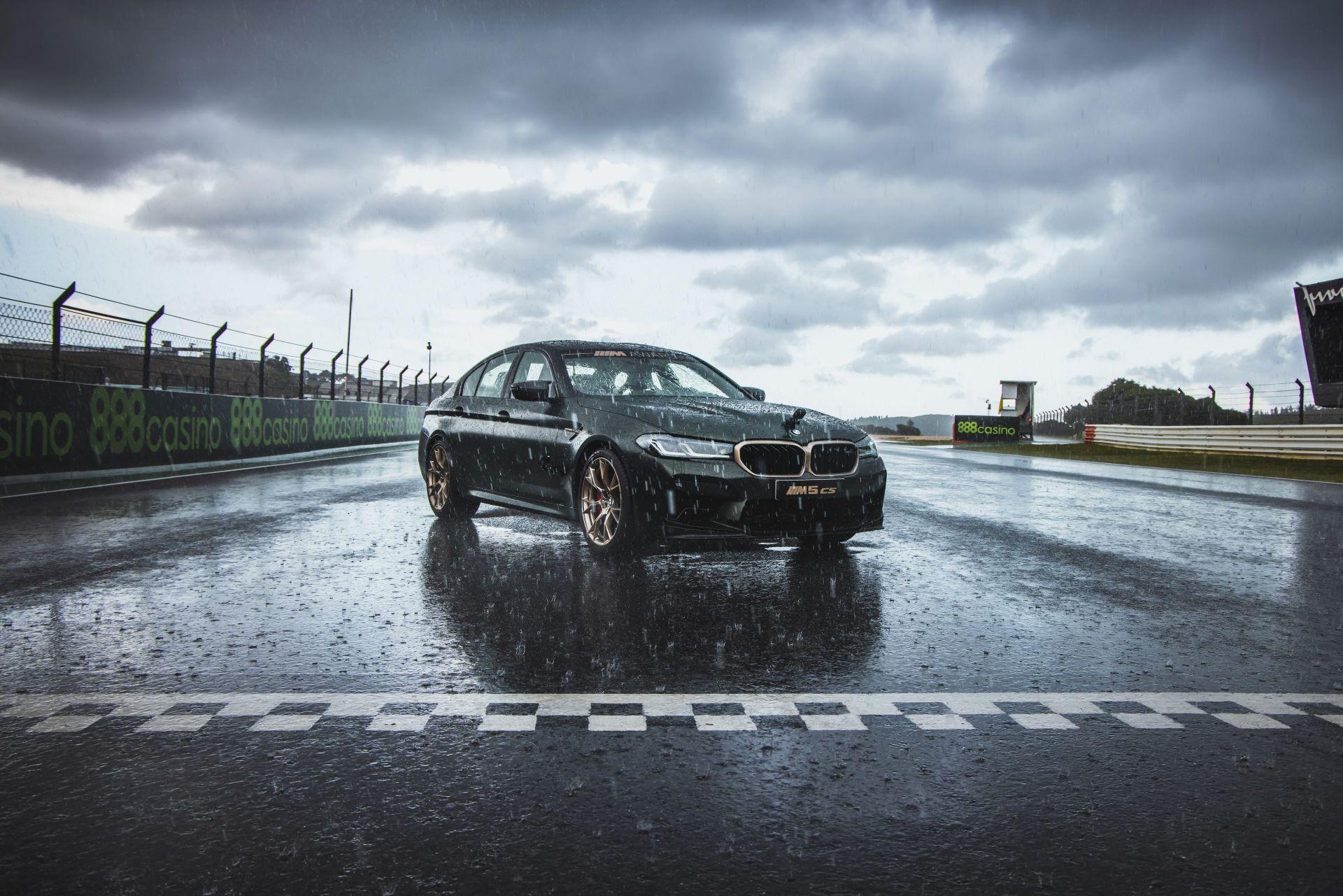 BMW M5 CS MotoGP 1