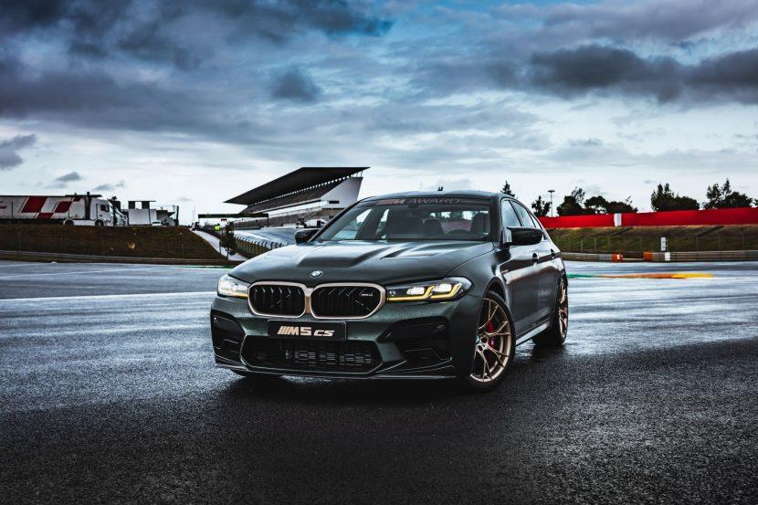 BMW M5 CS MotoGP 10 830x553