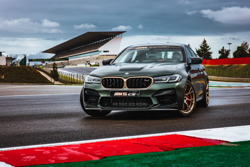 BMW M5 CS MotoGP 13 830x553