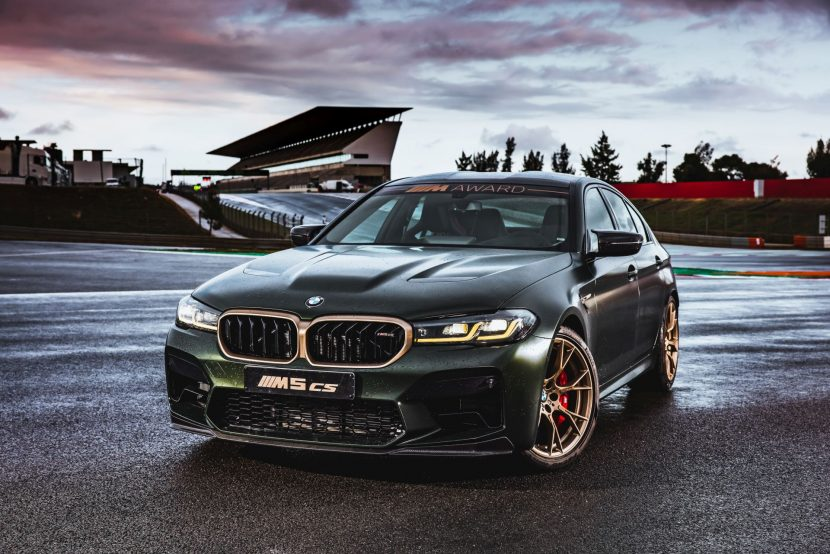 BMW M5 CS MotoGP 2 830x554