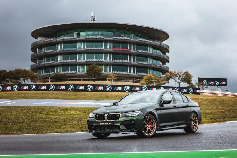 BMW M5 CS MotoGP 22 830x554