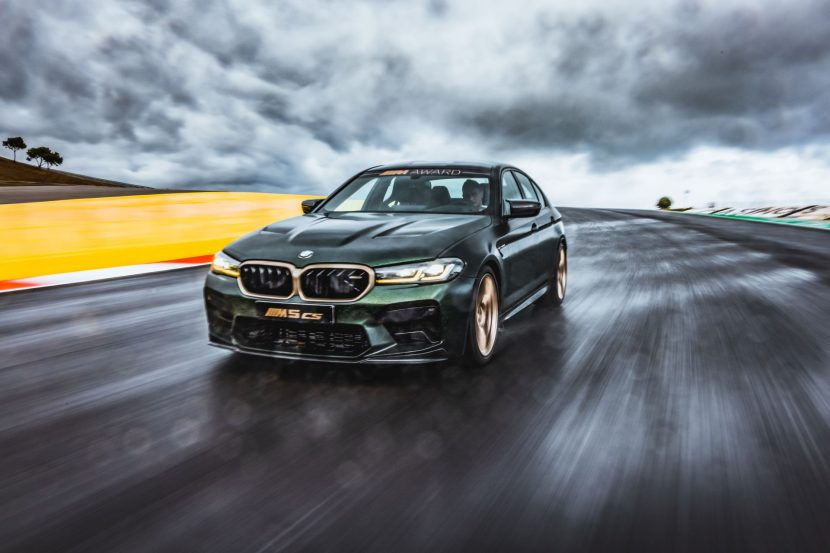 VIDEO: BMW M5 CS is the Fastest Car Joe Achilles Ever Tested