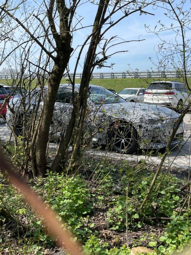 G42 BMW 2 Series Spy Photos 1 of 5 623x830