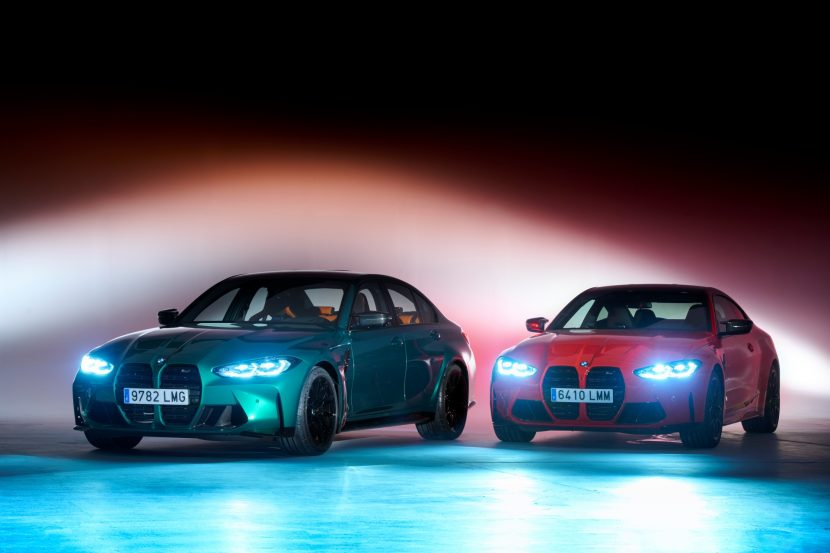 The BMW M3 Six generations 15 830x553