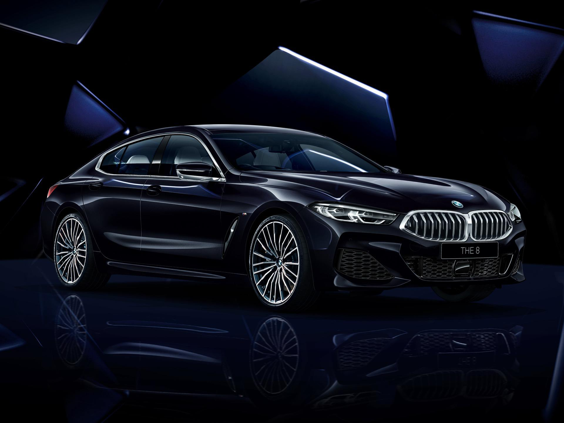 bmw 8 series Gran coupe collector edition 00