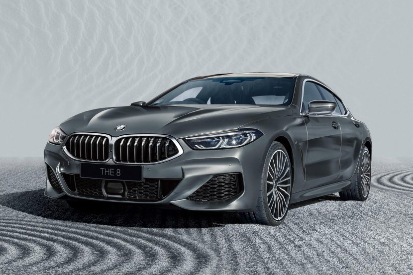 bmw 8 series Gran coupe collector edition 04 830x553
