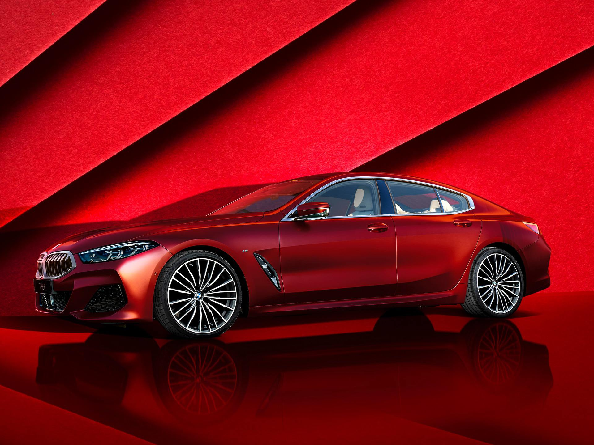 Collector's Edition: BMW 8 Series Gran Coupe in individual colors