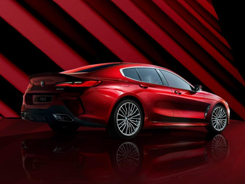 bmw 8 series Gran coupe collector edition 06 830x623