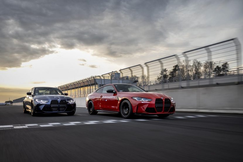Video: Old BMW M3 Competition takes on new model in drag race