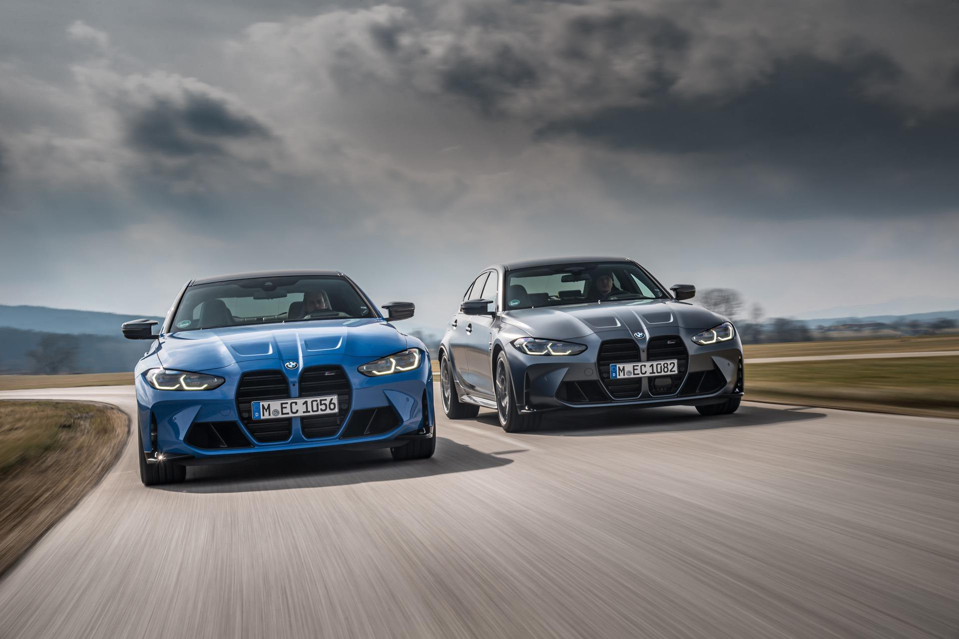 BMW M3 xDrive and BMW M4 xDrive — U.S. Pricing and Specs Revealed
