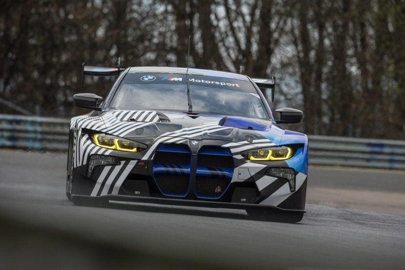 bmw m4 gt3 nurburgring 02 830x553