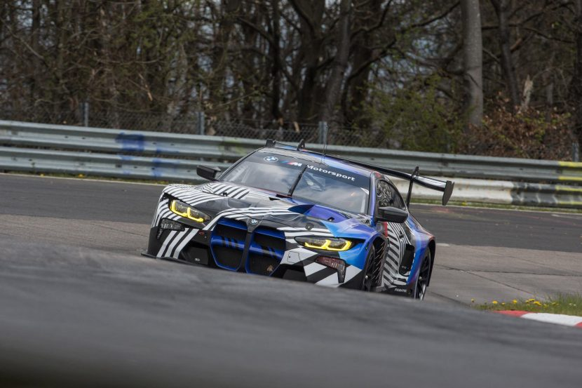 bmw m4 gt3 nurburgring 03 830x553