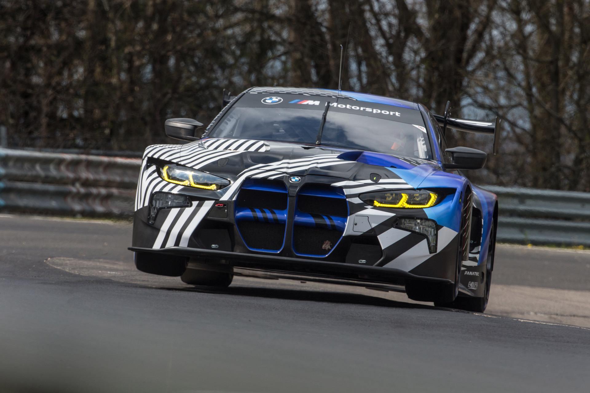bmw m4 gt3 nurburgring 04