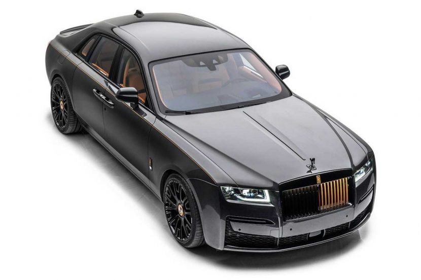 mansory launch edition rolls royce ghost2 830x553