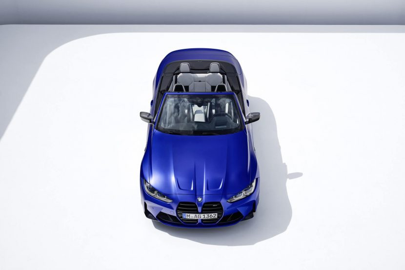 Upclose with the new 2021 BMW M4 Convertible - VIDEO