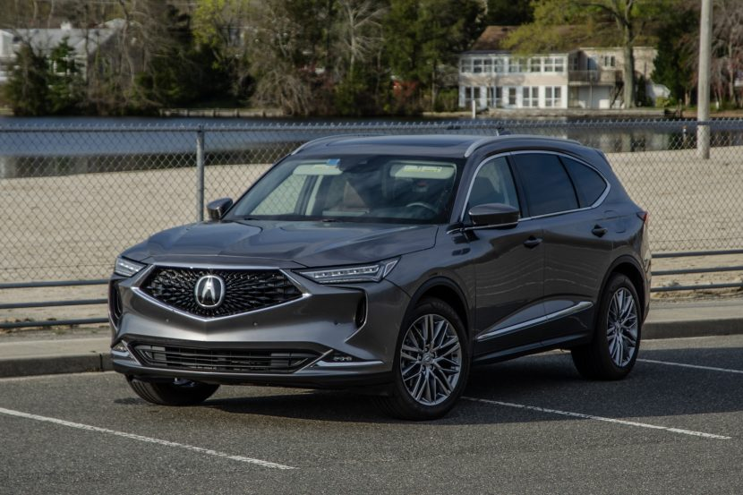2022 Acura MDX Test Drive 3 of 29 830x553