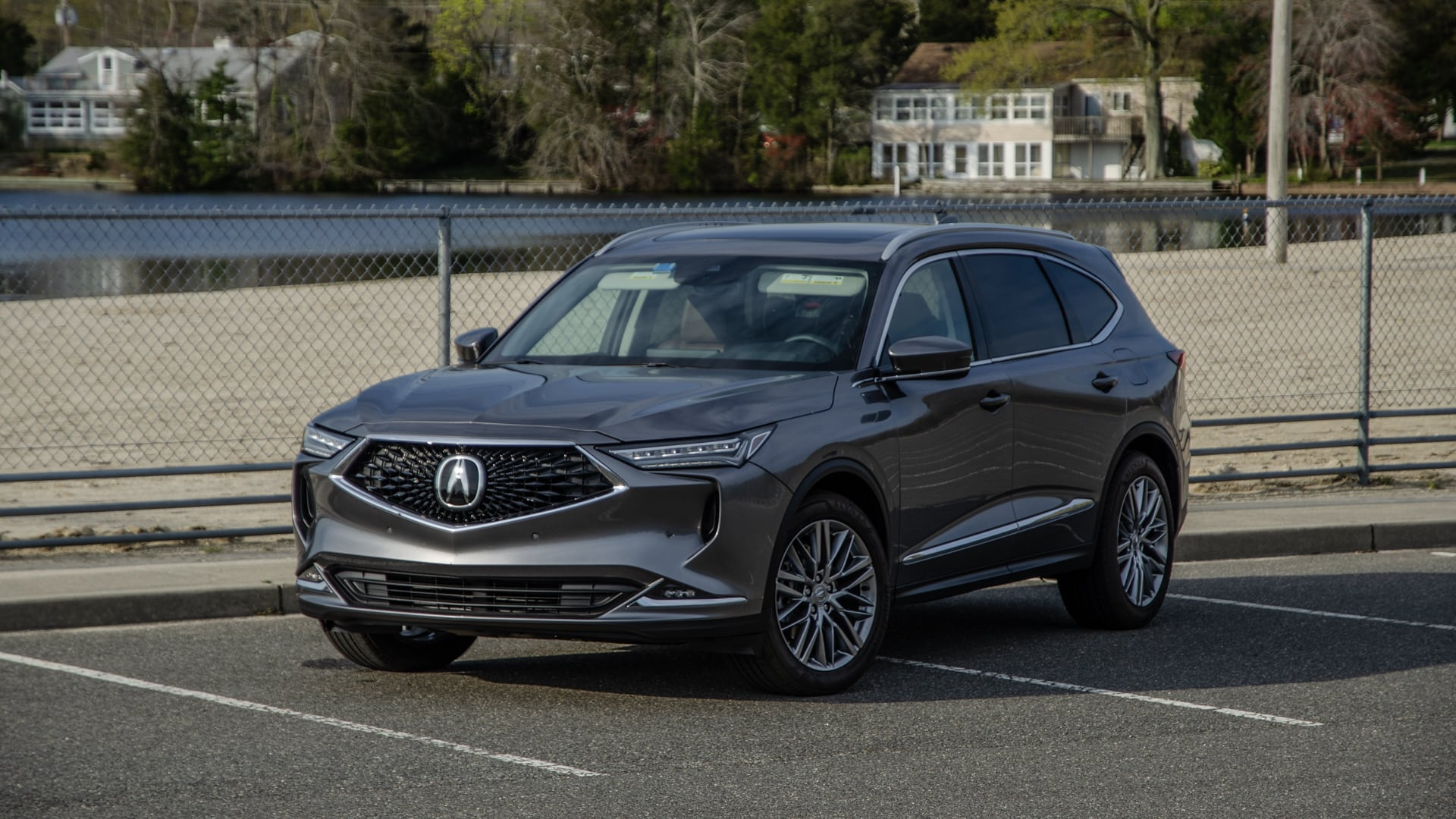 2022 Acura MDX Test Drive 3 of 29
