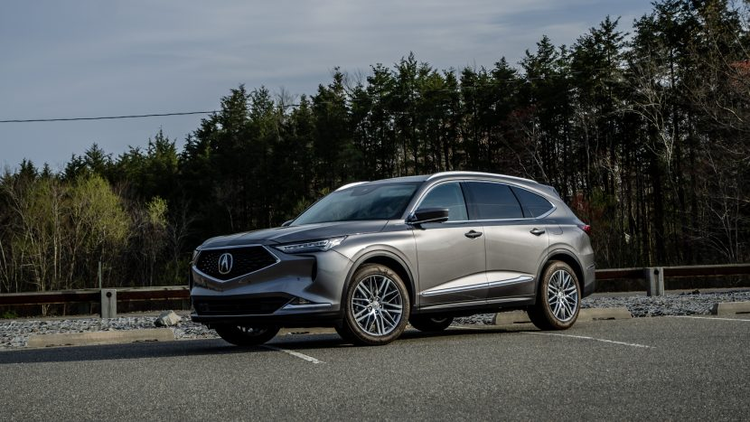 2022 Acura MDX Test Drive 5 of 29 830x467
