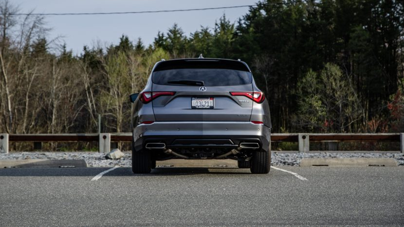 2022 Acura MDX Test Drive 9 of 29 830x467
