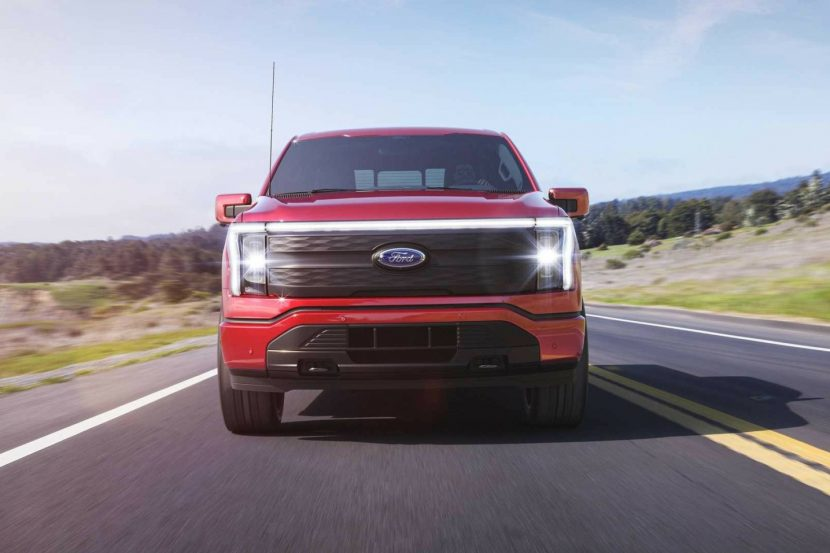 A New Era In The Automotive World: Electric Ford F-150 Lightning debuts with 300 miles of range