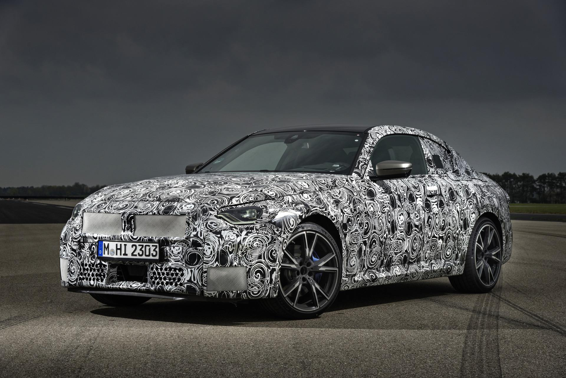 2022 bmw 2 series coupe camouflage 17