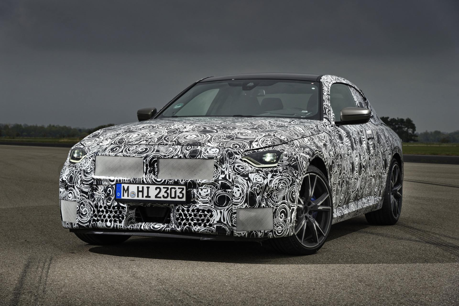 2022 bmw 2 series coupe camouflage 18