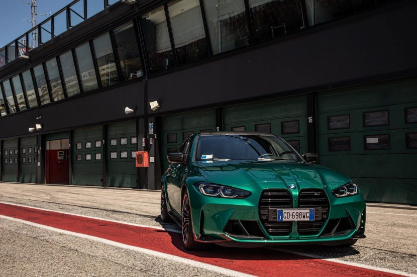 2022 bmw m3 m4 competition 14