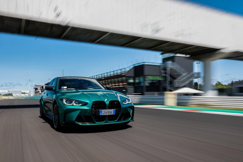 Video: BMW M3 Competition takes on Audi RS5 on drag strip